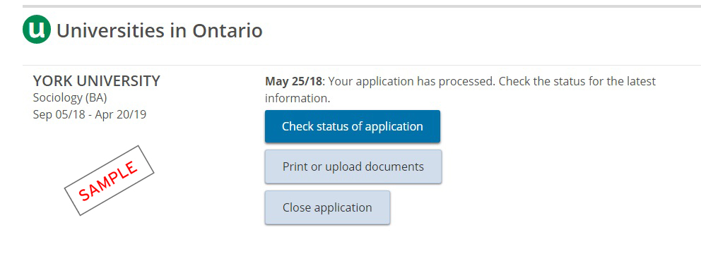 Im Ready To Apply For Osap Students York University